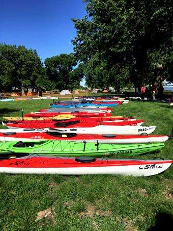 South Dakota Kayak Challenge - May 26-May 27 (US, SD)