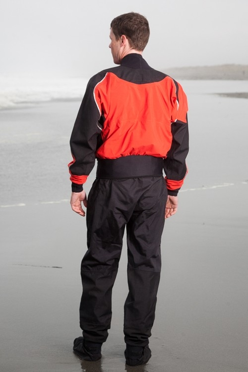 GORE-TEX® Meridian Dry Suit with Relief Zipper and Socks - Limited Edition - _gmer-meridian-w-relief-zipper-chili-le-2-1363082538