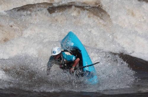 Dagger, Wave Sport, Bomber Gear and Adventure Technology Athletes Dominate at U.S. Team Trials  - _adriene-team-trials-1434565481