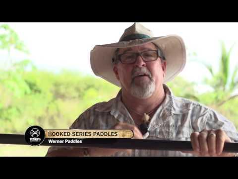 Paddle Review - Werner Paddles Camano