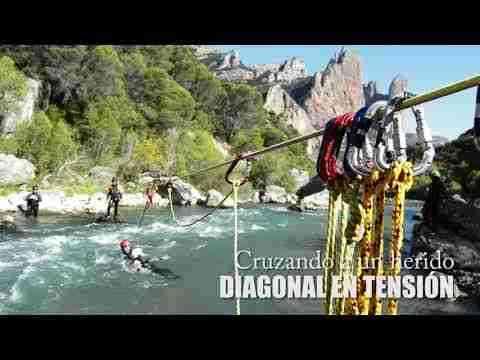 RIVER GURU Rescue, cursos de seguridad y rescate en aguas bravas
